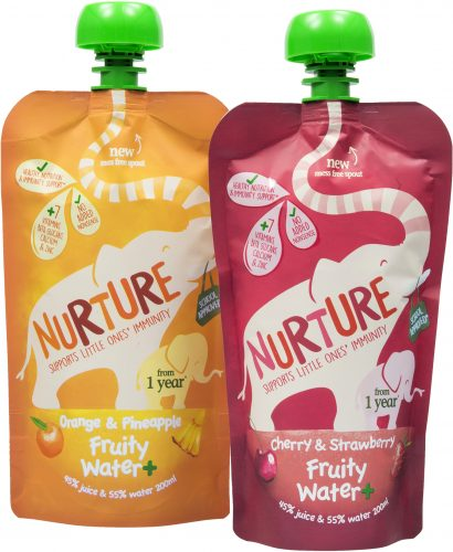 Win a Nurture Fruity Water Prize Bundle