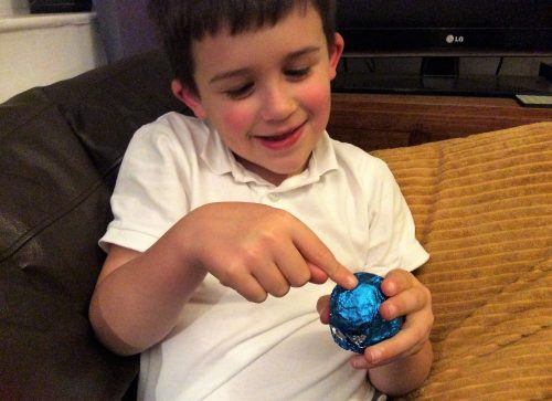Toy Review: Chocolate Egg Surprise Maker