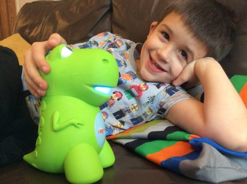 Toy Review: Cognitoys Dino Interactive Dinosaur