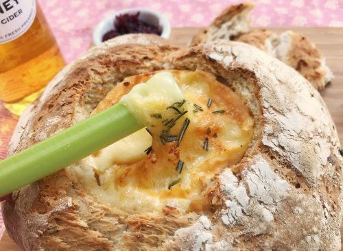 Recipe: Baked Russet Squire Crusty Bread Bowl