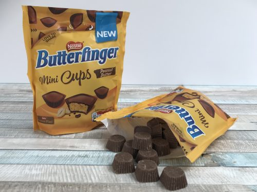 Recipe: Butterfinger Mini Cups Rocky Road
