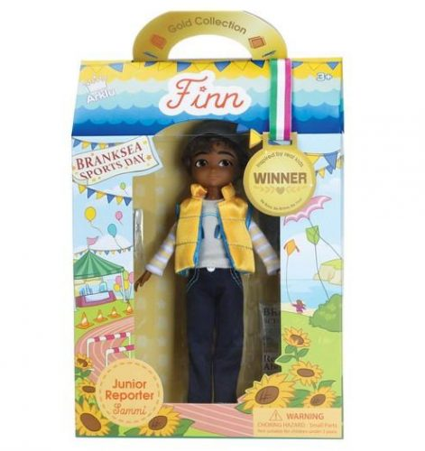 Win a Junior Reporter Sammi Lottie Doll Worth £21.99