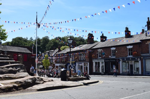 Days Out: Lymm Historic Transport Day
