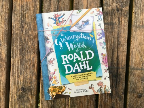 Review: The Gloriumptious Worlds of Roald Dahl