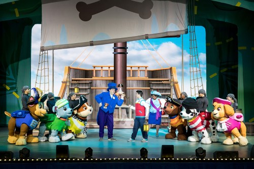 Review: Paw Patrol Live! The Great Pirate Adventure