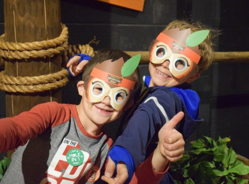 Review: Treetop Adventure Golf, Manchester