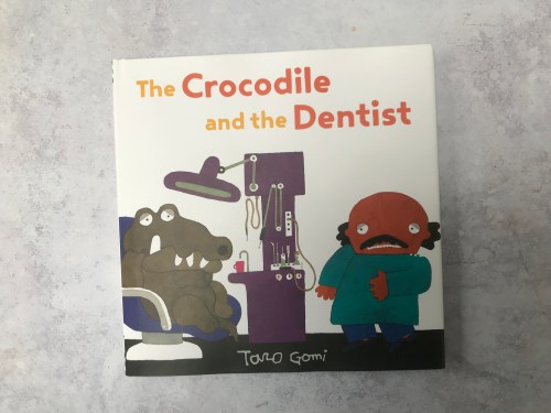 Book Review: The Crocodile and the Dentist