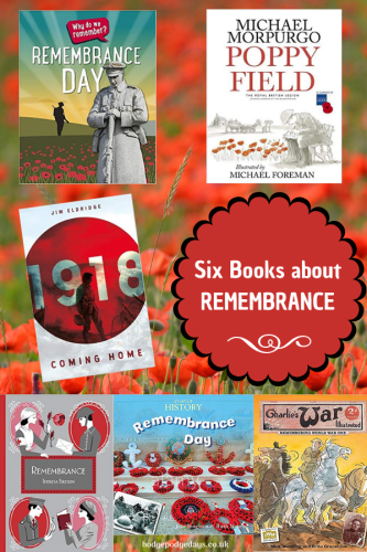 Children's Books: Six Books about Remembrance