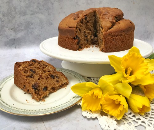 Teatime Recipe: Anglesey Cake