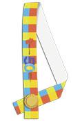 Custom Multicolor Sashes