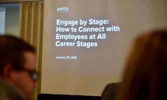 Our PRSA Richmond Luncheon Thoughts: Employee Engagement
