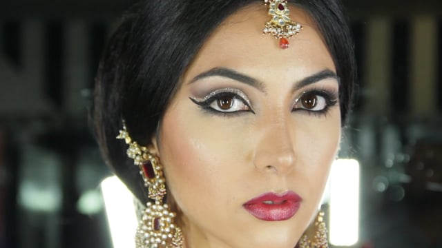 The MUA Project – Indian Bridal Class Video