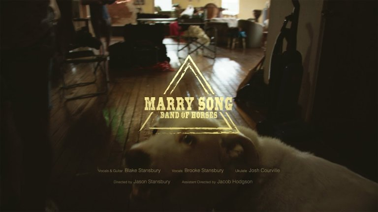 Band Of Horses – Marry Song Cover