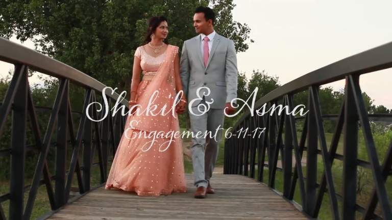 Shakil & Asma Engagement Video