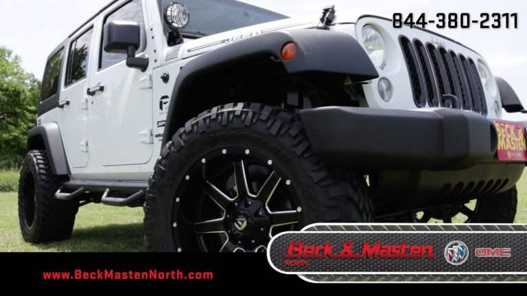Beck & Masten North Jeep Video