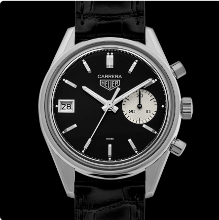 Tag Heuer Carrera Given a limited edition for HODINKEE