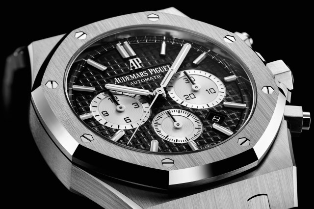 royal oak chronograph audemars piguet sihh 2017
