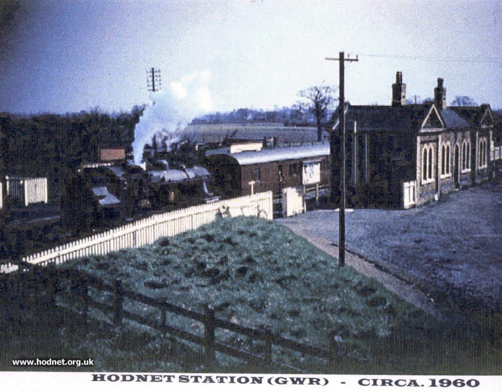 Hodnet Railway Station