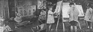 Hodnet Nursey School 3 PicturesA