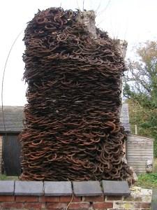 Horseshoe Tree, Peplow Smithy, November 2008