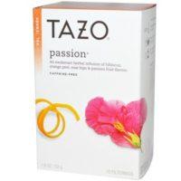 azo Teas, パッション、ハーブティー