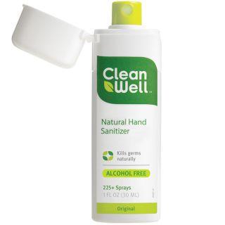 CleanWellハンドサニタイザー