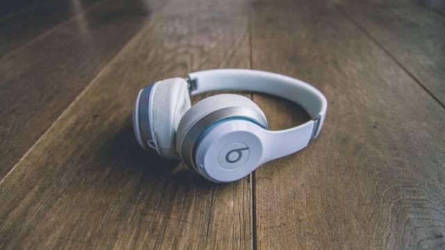 「Beats」ヘッドフォンに