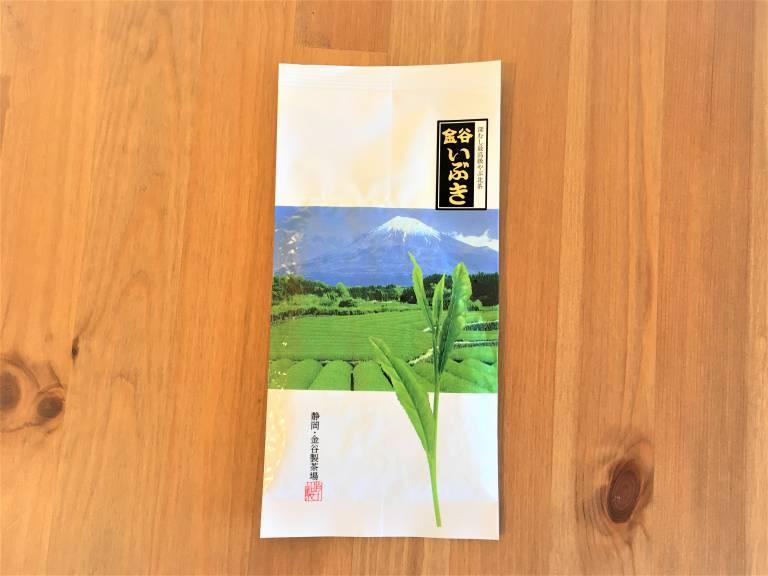 高級深蒸し煎茶【金谷いぶき】