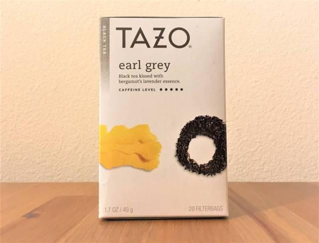 Tazo Teas, アールグレー, ブラックティー