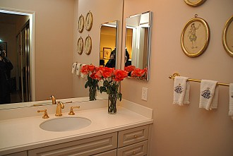 Mill Valley Master Bath Vanity