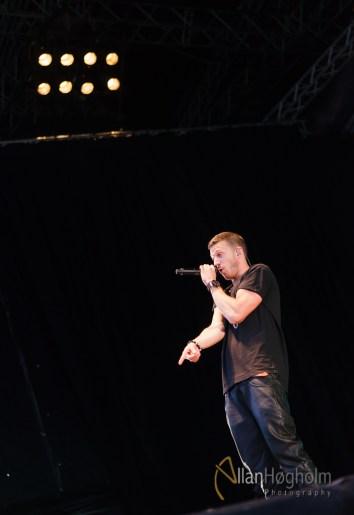 Nik & Jay på Grøn Koncert Aarhus 2011
