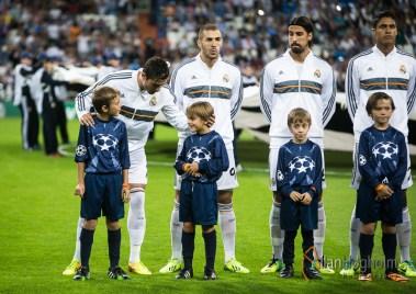 Real Madrid mod FCK i Champions League, 2013