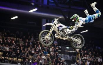 Yamaha Super Cross i Jyske Bank Boxen 2014