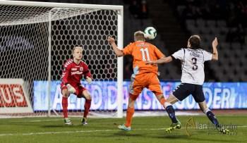 AGF mod FCK i Superligaen, 2014