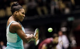 Champions Battle med Serena Williams og Ana Ivanovic i Jyske Bank Boxen