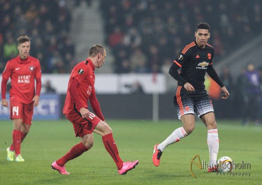 FC Midtjylland Manchester United Europa League