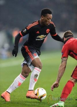 FC Midtjylland Manchester United Europa League