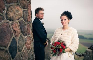 Lone og Alexs bryllup