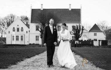 Asta og Johns bryllup