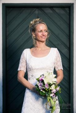 Camilla og Lars bryllup