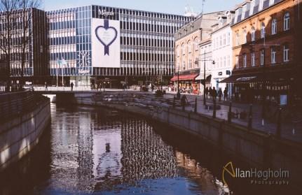 Aarhus med Fuji