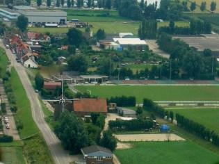 piershil-molendijk luchtfoto