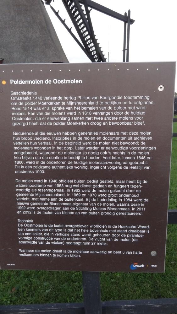 Oostmolen Mijnsheerenland