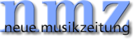Logo der neuen musikzeitung