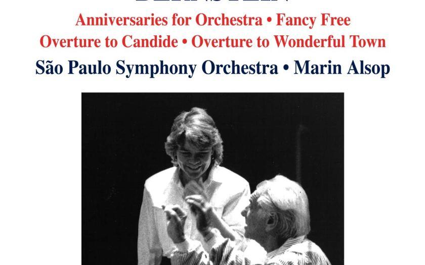 Leonard Bernstein. Anniversaries for Orchestra