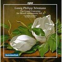 Georg Philipp Telemann: The Grand Concertos for mixed instruments Vol. 4