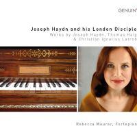 Joseph Haydn and his London Disciples: Werke von Haydn, Haigh, Latrobe (2018)