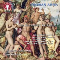 Arne: The Judgement of Paris – The Brook Street Band / Andrews