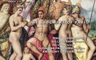 Arne: The Judgement of Paris – The Brook Street Band / Andrews
