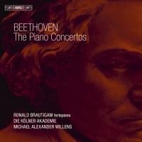 Beethoven: Piano Concertos – Brautigam (Fortepiano) / Kölner Akademie / Willens